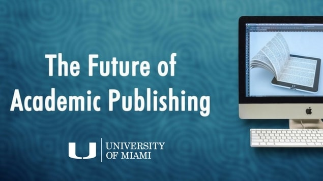 The Future of Academic Publishing