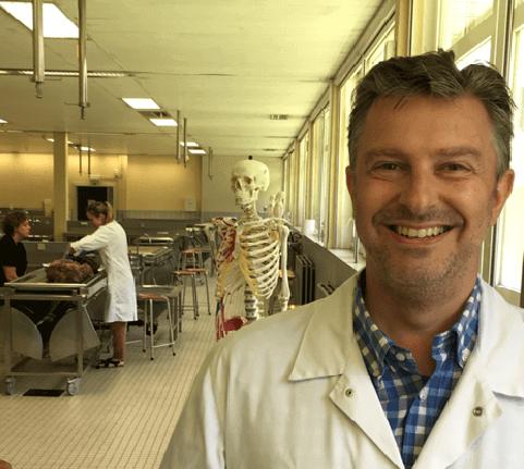 Professor Steven Provyn